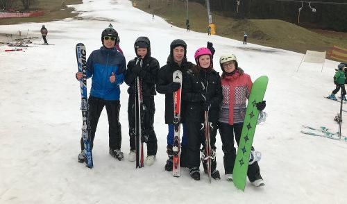 Artikelbild zu Artikel Ski alpin im Thüringer Wald