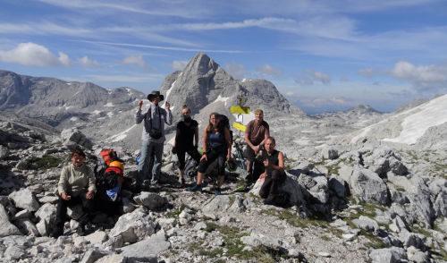 Artikelbild zu Artikel Klettersteig-Hüttentour im Toten Gebirge