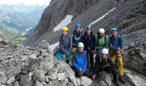 Artikelbild zu Artikel JDAV Alpentour auf die Hanauer Hütte